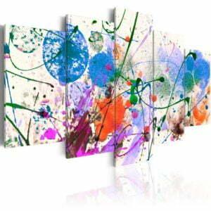 Wandbild - Artist's Fun