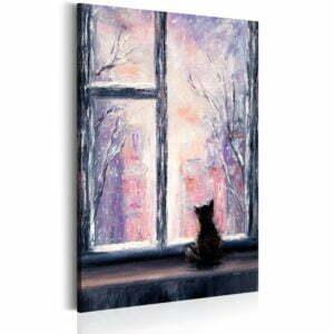 Wandbild - Cat's Stories