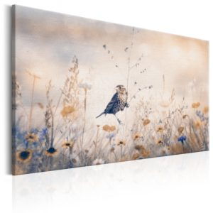 Wandbild -  August Melody