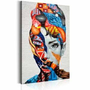 Wandbild - Die geheime Kraft der Frau