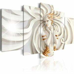 Wandbild - Goddess of the Sun