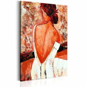 Wandbild - Debutante