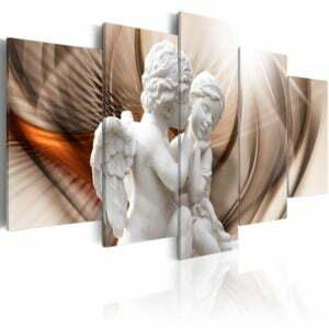 Wandbild - Angelic Duet