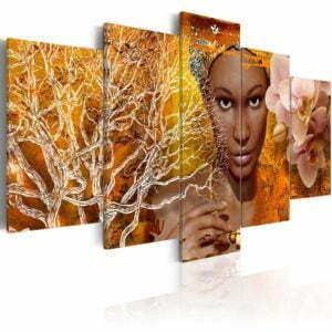 Wandbild - Geschichten aus Afrika