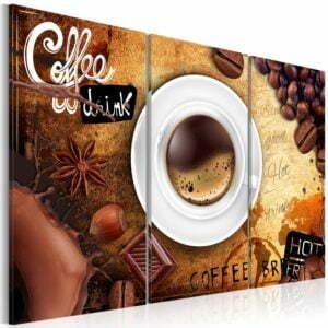 Wandbild - Cup of coffee
