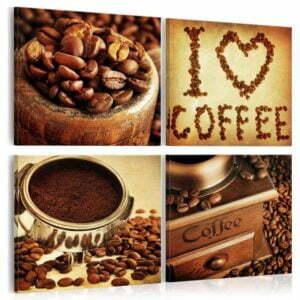 Wandbild - Coffee - Pleasant Moments