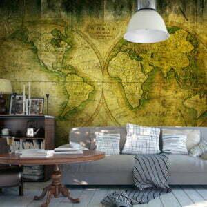 Fototapete -  Journey through the Old World
