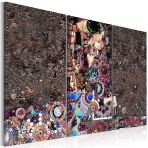 Wandbild - Patches of Love