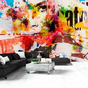 Fototapete - City Collage