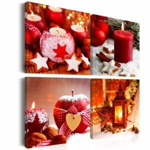 Wandbild - Christmas Time