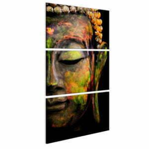 Wandbild - Big Buddha I