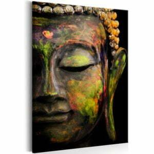 Wandbild - Big Buddha