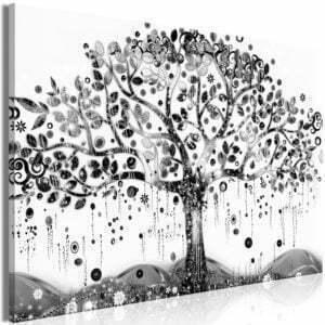 Wandbild - Abundant Tree (1 Part) Wide