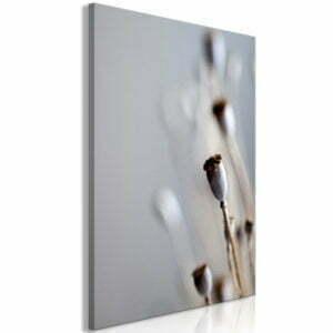 Wandbild - Dried Poppies (1 Part) Vertical