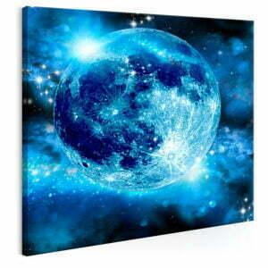 Wandbild - Magic Moon