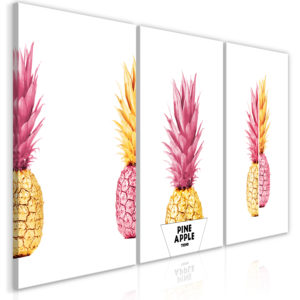 Wandbild - Pineapples (Collection)