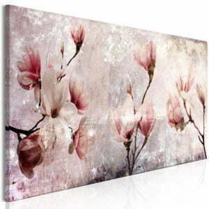 Wandbild - Magnolia Charm (1 Part) Narrow