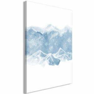Wandbild - Ice Land (1 Part) Vertical