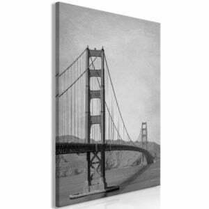 Wandbild - Bridge (1 Part) Vertical