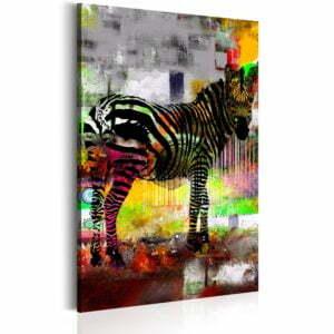 Wandbild - Colourful Preserve
