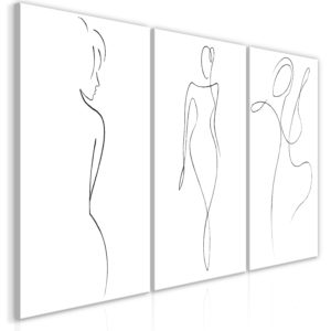 Wandbild - Silhouettes (Collection)