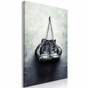 Wandbild - Boxing Gloves (1 Part) Vertical