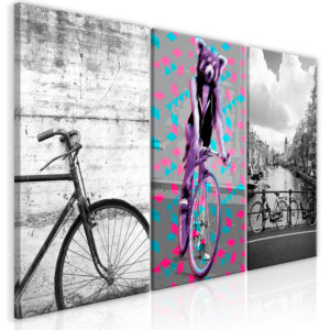 Wandbild - Bikes (Collection)