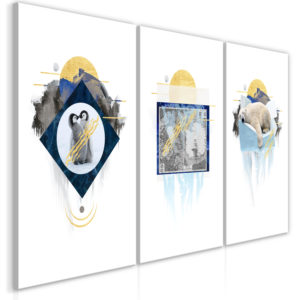 Wandbild - Antarctica (Collection)