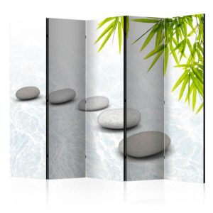 """""""5-teiliges Paravent - Stoic Calm II [Room Dividers]"""""""
