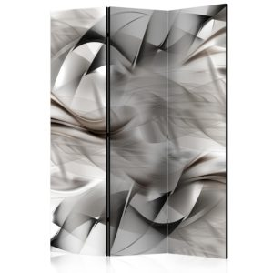 3-teiliges Paravent - Abstract braid [Room Dividers]