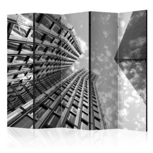 5-teiliges Paravent -  Reach for the Sky II [Room Dividers]
