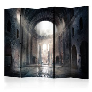 5-teiliges Paravent -  Chamber of Secrets II [Room Dividers]
