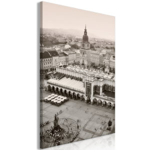 Wandbild - Cracow: Cloth Hall (1 Part) Vertical