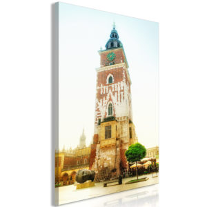 Wandbild - Cracow: Town Hall (1 Part) Vertical
